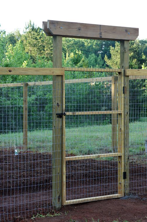 How to choose a garden fence