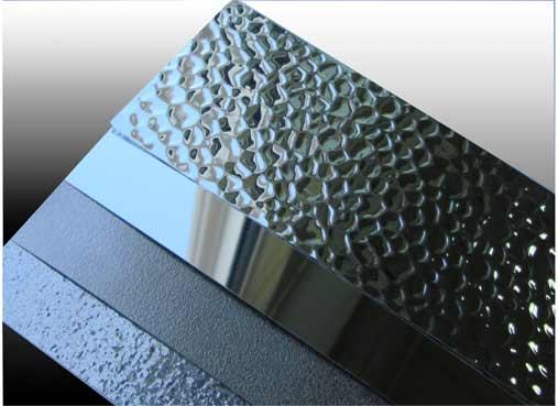 PVD Aluminum