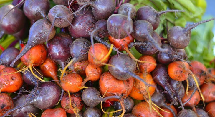 August Beets