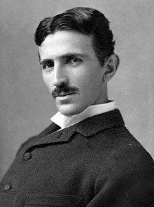 Nikola Tesla Plasma Light