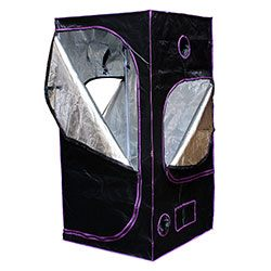 Apollo Horticulture has the best 3x3 grow tent on the market right now.