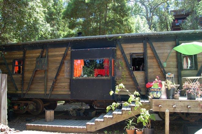 Box Car House