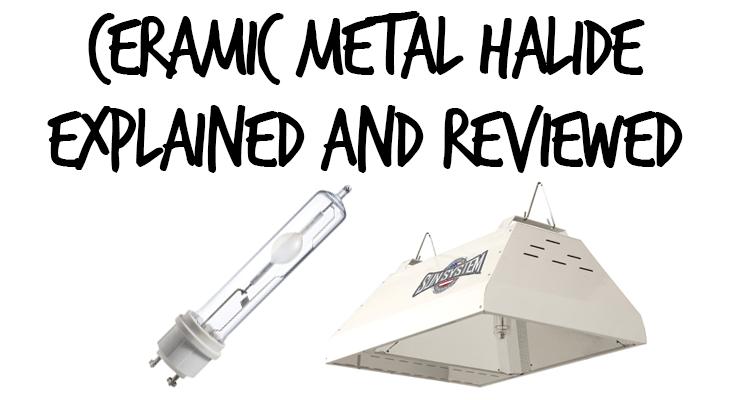 Ceramic Metal Halide