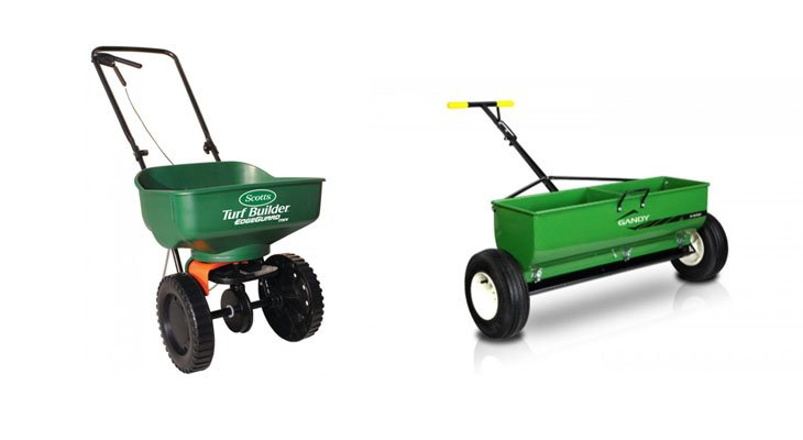 Fertilizer Spreader Buyer's Guide: Broadcast, Drop, Hand Held, and Tow Behind Explained