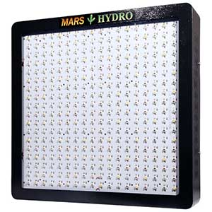Mars II 1600 Flowering Spectrum