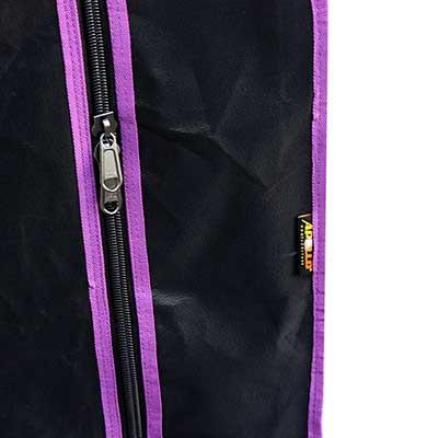 Apollo zippers