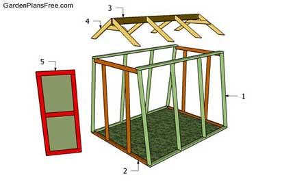 Basic Backyard Greenhouse