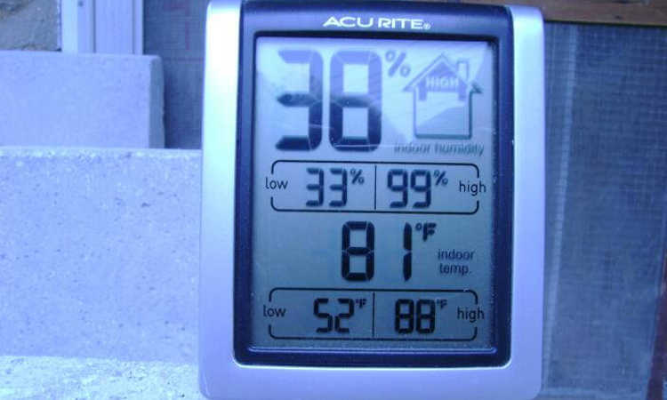 Most homes\have lower humidity than plants like