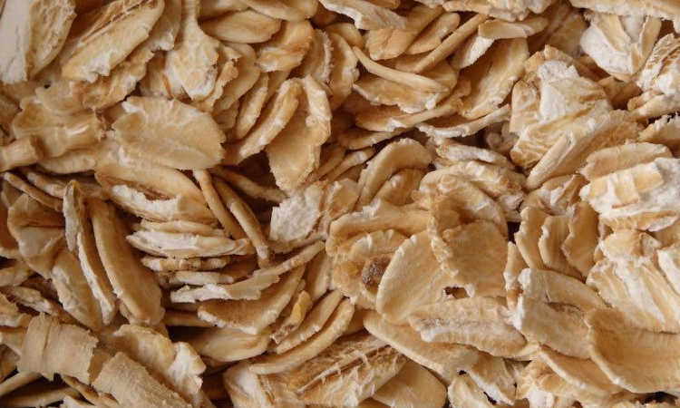 Oat mealworm substrate