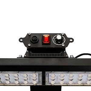 PlatinumLED R1150 Closeup