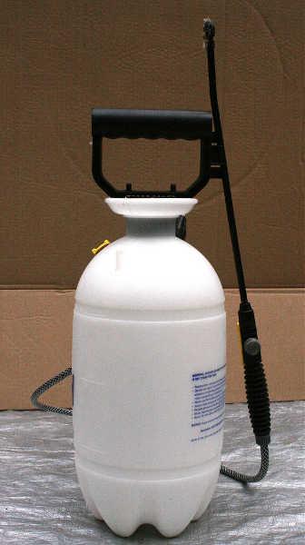 Pump sprayer