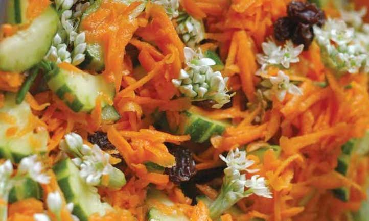 Lacto fermenting vegetables