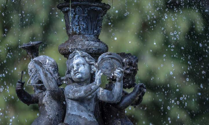 Best outdoor fountain