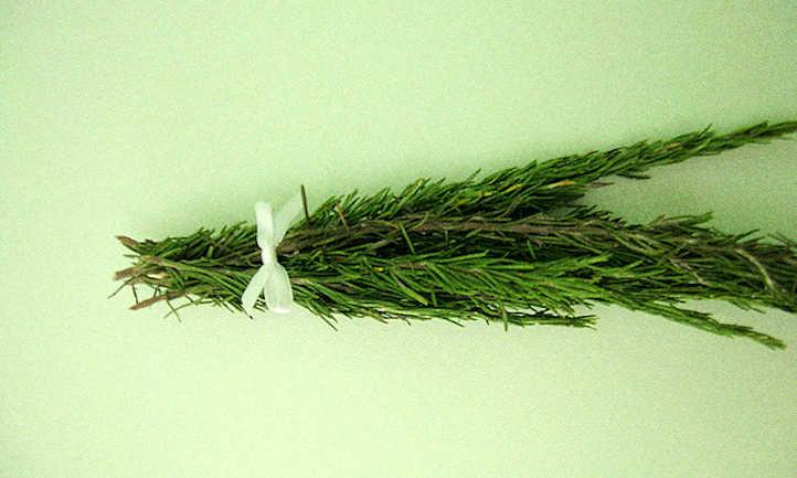Rosemary bundle
