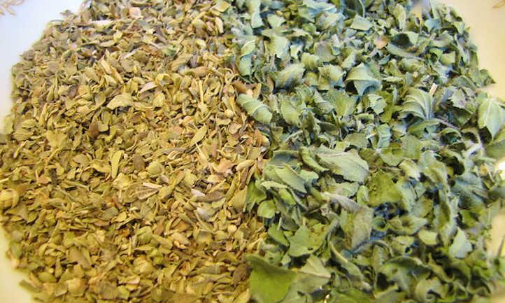 Storebought vs homegrown oregano