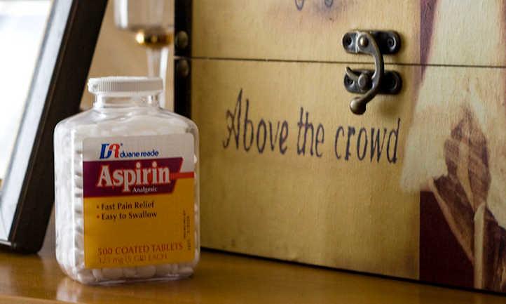 Aspirin for plants